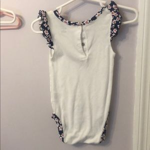 Gerber One Pieces - Anchor Floral Onesie🌟Bundle and Save🌟